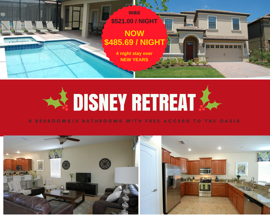 Orlando Vacations | Florida Spirit | Get Away for the Holiday