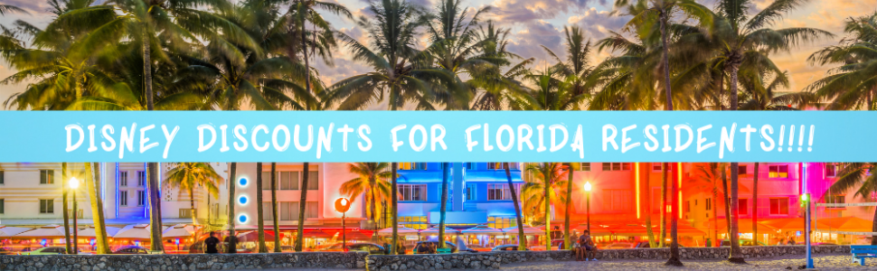 Discounts For Florida Residents
