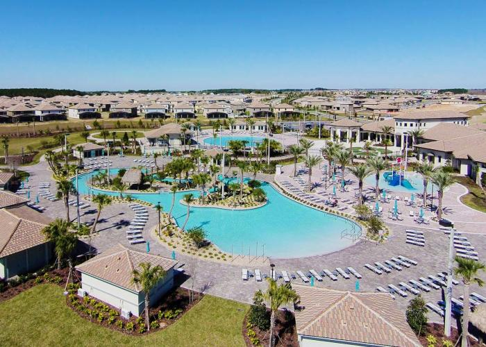 Enjoy More Private Resort Like Amenities When You Stay In A Luxury Property The Retreat At Championsgate Situated Alongside Three Golf Courses And Only