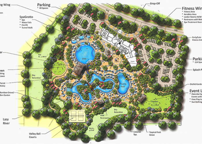 Retreat at championsgate florida spirit vacation homes - Florida condo swimming pool rules ...
