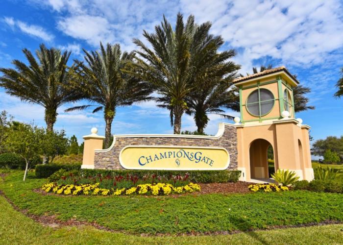 Retreat At Championsgate Florida Spirit Vacation Homes