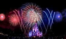 4th of July in Orlando Florida