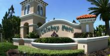 Entrance to Calabay Parc Vacation Home Community