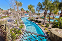 Oasis Club lazy river